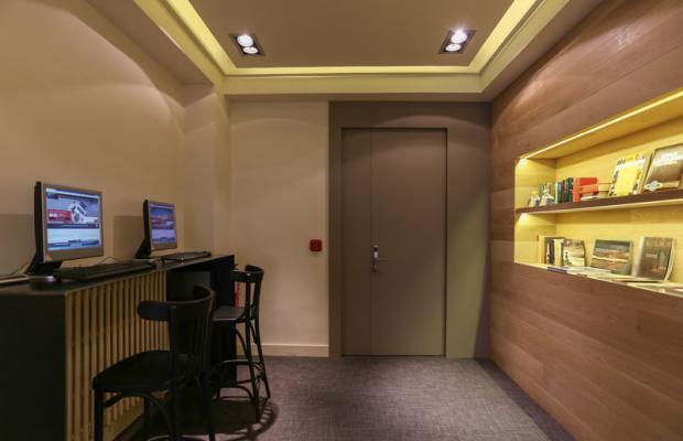 фотографии отеля Sercotel Leyre Hotel (ex. Leyre) изображение №11