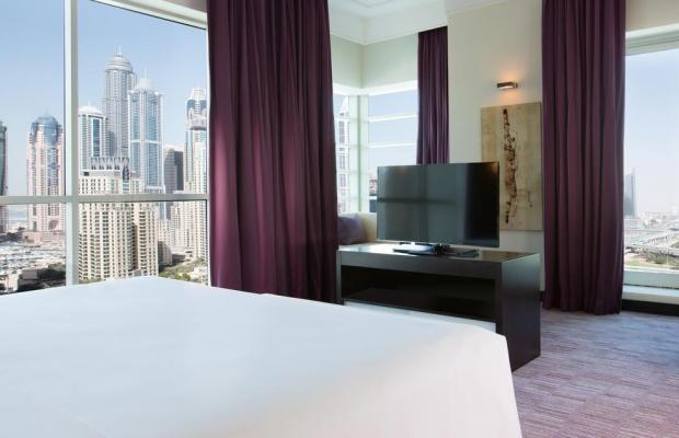 фотографии отеля Pullman Dubai Jumeirah Lakes Towers Hotel and Residence изображение №11