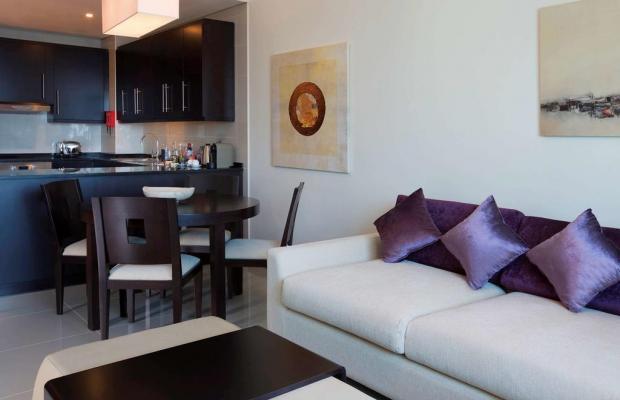 фотографии Pullman Dubai Jumeirah Lakes Towers Hotel and Residence изображение №4