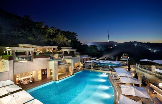 фото отеля The Shilla Seoul изображение №5