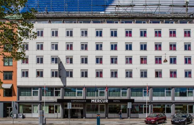фото отеля Copenhagen Mercur Hotel (ex. Best Western Mercur Hotel) изображение №1