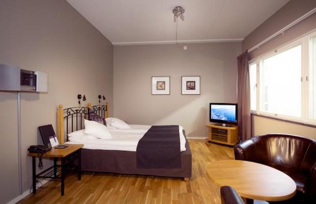 фото отеля Clarion Collection Hotel Odin изображение №17