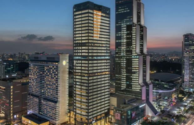фотографии Grand InterContinental Seoul Parnas изображение №4