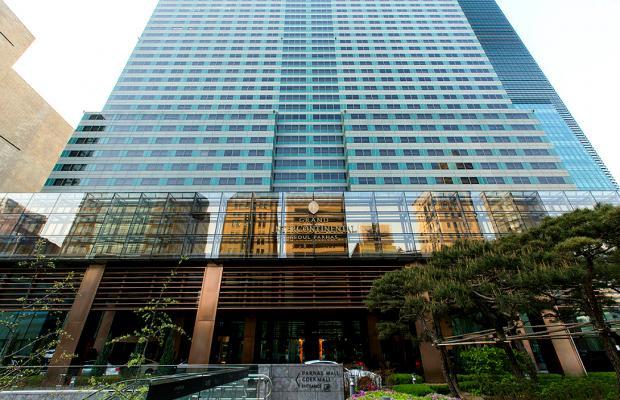 фото отеля Grand InterContinental Seoul Parnas изображение №1