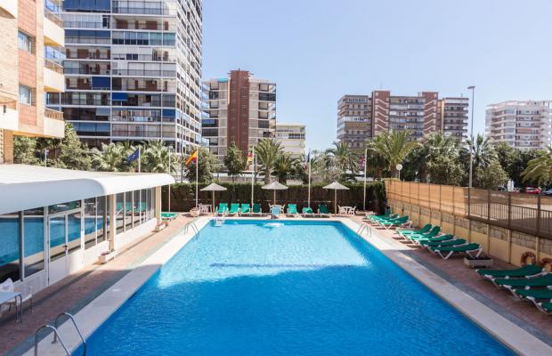 фотографии отеля Castilla Alicante изображение №3