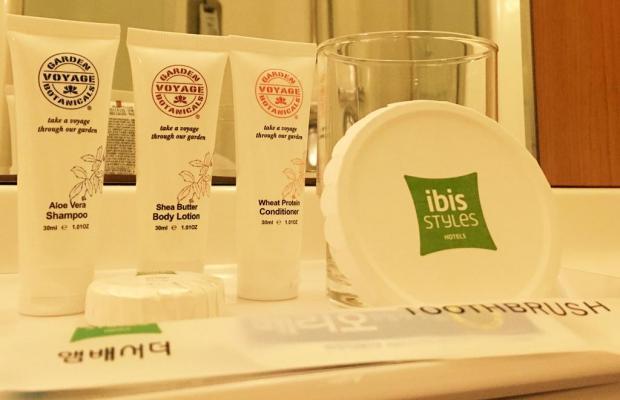 фото Ibis Styles Ambassador Seoul Gangnam Hotel изображение №2
