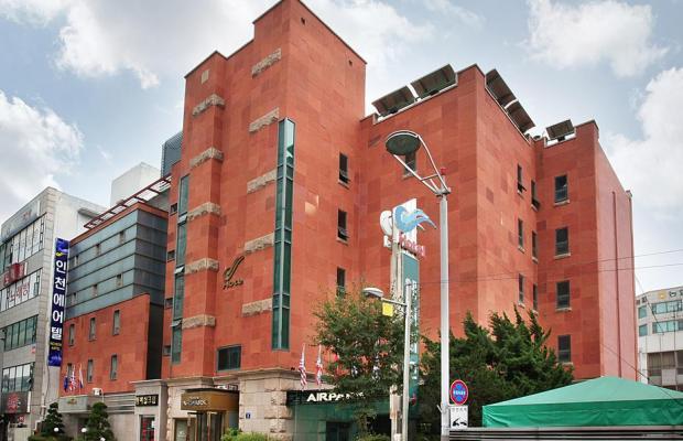 фотографии отеля Incheon Airtel изображение №43