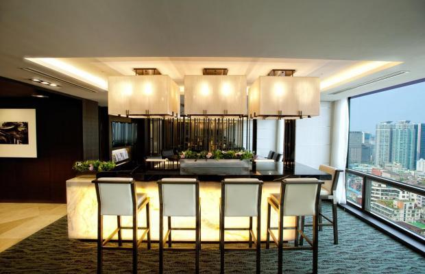 фото отеля Millennium Seoul Hilton изображение №37