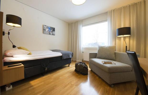фото отеля Scandic Ornskoldsvik изображение №13