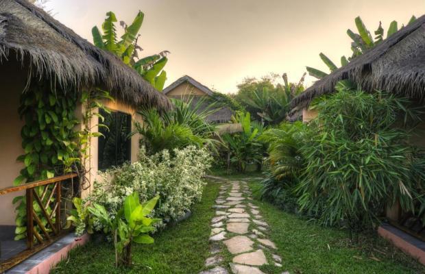 фотографии отеля The Secret Garden Otres Beach  изображение №7