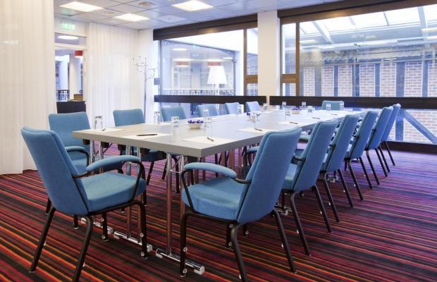 фото Radisson Blu Hotel Malmo (ех. Radisson SAS Malmo) изображение №2