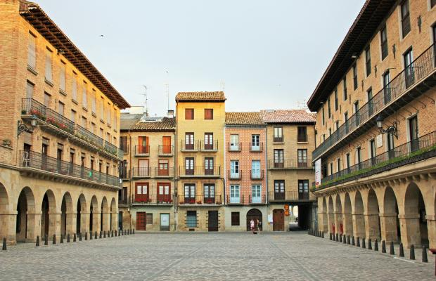 фотографии отеля Hotel Lur Gorri (ex. Irache Ayegui) изображение №3