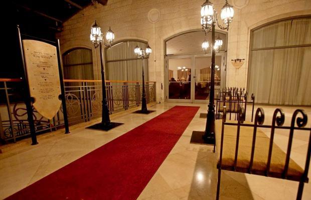 фото Golden Crown Hotel Nazareth изображение №2