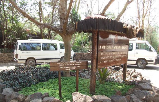 фото Amboseli Serena Safari Lodge изображение №22