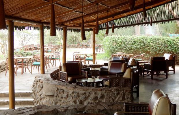 фотографии отеля Amboseli Serena Safari Lodge изображение №3