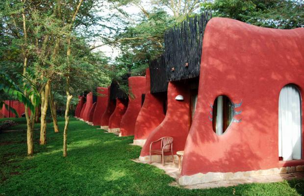 фото Amboseli Serena Safari Lodge изображение №2