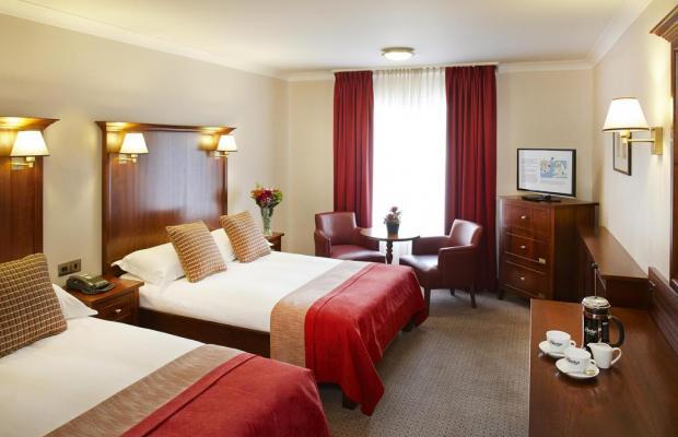 фотографии отеля Clayton Hotel Ballsbridge (ex. Bewley's Hotel Ballsbridge) изображение №7