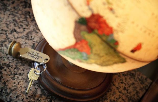 фото Hotel Lombardia Florence изображение №14