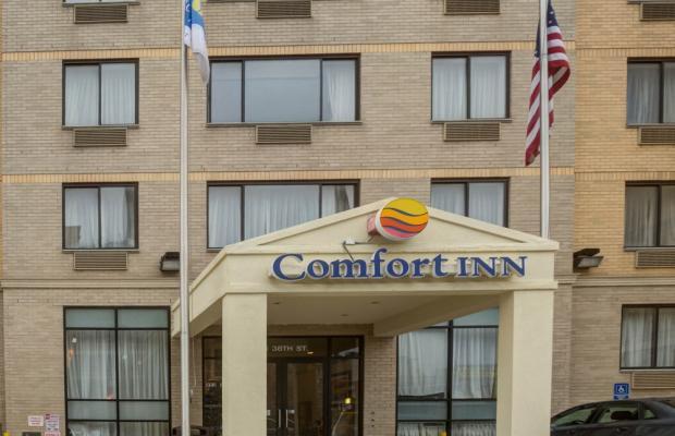 фото отеля Comfort Inn Sunset Park / Park Slope изображение №1