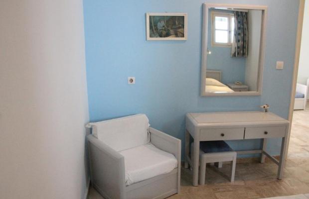 фотографии отеля Kantouni Beach Hotel изображение №7