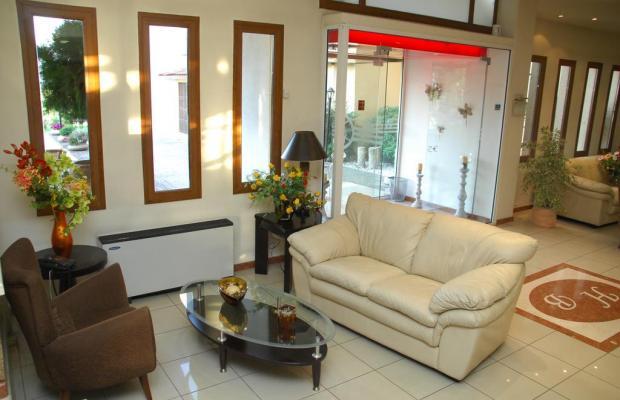 фотографии отеля Hotel Veria изображение №23