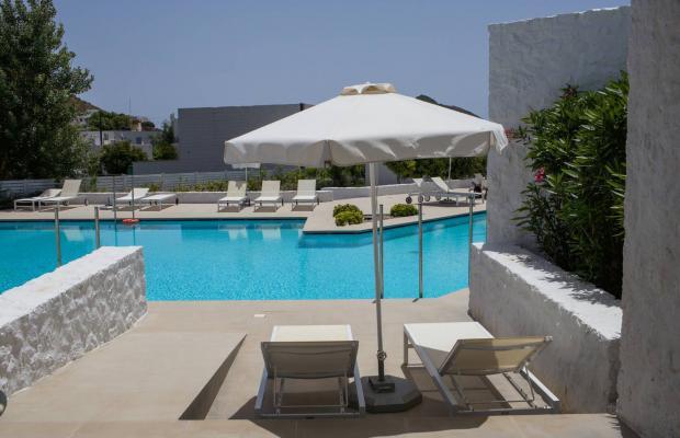 фотографии Patmos Aktis Suites and Spa Hotel изображение №36