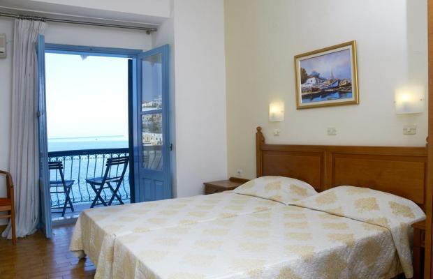 фотографии отеля Nireus Hotel изображение №7