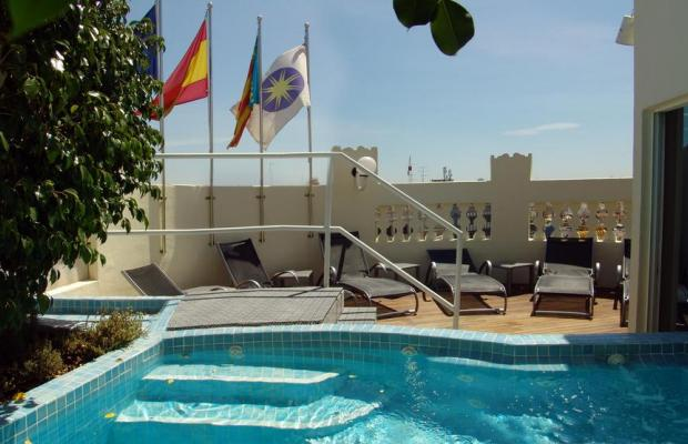 фото отеля Melia Plaza Valencia изображение №13