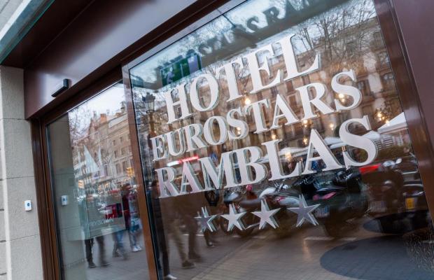фото отеля Eurostars Ramblas изображение №5
