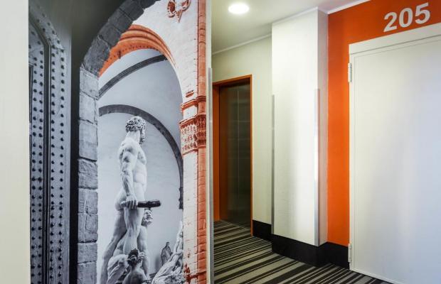 фото отеля HOTEL FIRENZE NUOVO PALAZZO DI GIUSTIZIA изображение №25