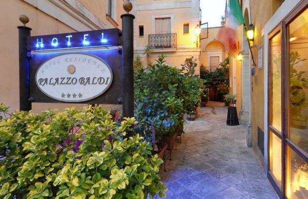 фотографии отеля Hotel Residence Palazzo Baldi изображение №23