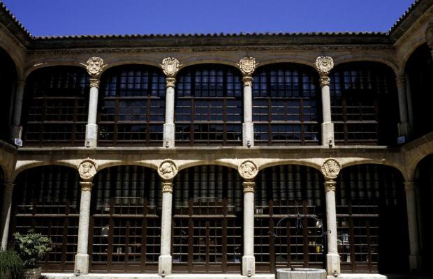 фотографии отеля Parador de Zamora изображение №11