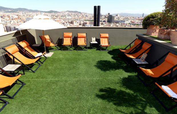 фото отеля Hotel Barcelona Universal изображение №13