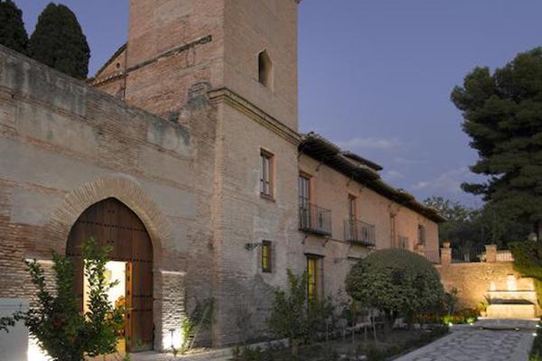 фотографии Parador de Granada изображение №28