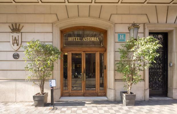 фото отеля Derby Hotels Astoria Hotel Barcelona изображение №1