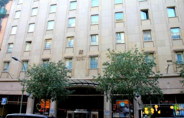фото Gallery Hotel изображение №2