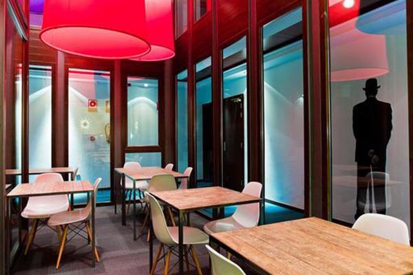 фотографии отеля Marquis Urban (ex. Room Mate Shalma; Portago Urban) изображение №11
