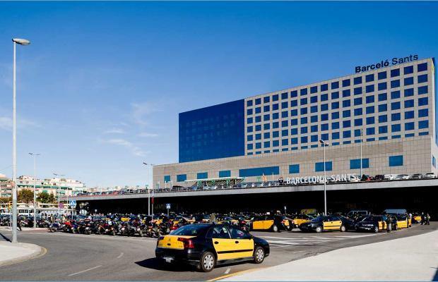 фотографии отеля Barcelo Sants изображение №3