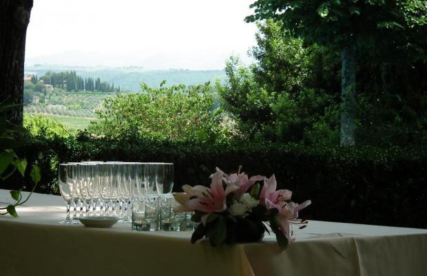 фотографии отеля Villa Scacciapensieri изображение №23