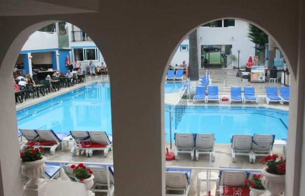 фотографии отеля Akdeniz Beach Hotel изображение №3