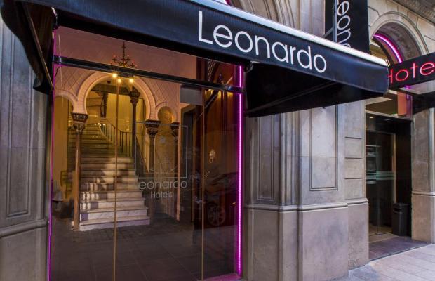 фото отеля Leonardo Hotel Barcelona Las Ramblas (ех. Hotel Principal) изображение №13