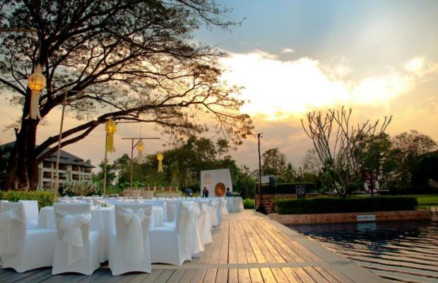 фотографии отеля Le Meridien Chiang Rai изображение №3