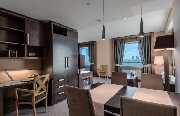 фотографии отеля Eurostars Suites Mirasierra (ex. Sheraton Madrid Mirasierra Hotel & Spa) изображение №35