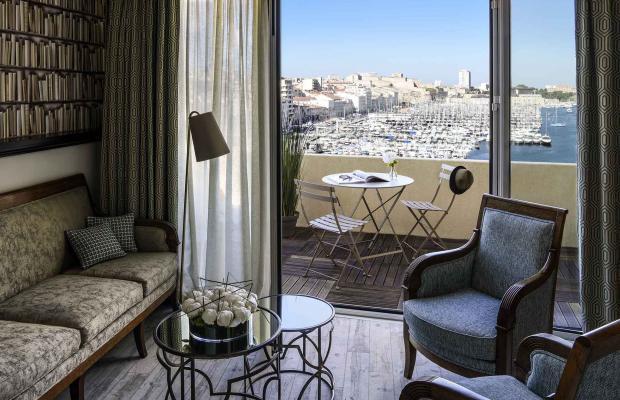 фото отеля Sofitel Grand Hotel Beauvau Marseille Vieux Port изображение №13