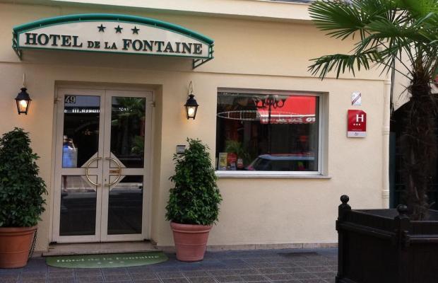 фото отеля De La Fontaine изображение №1
