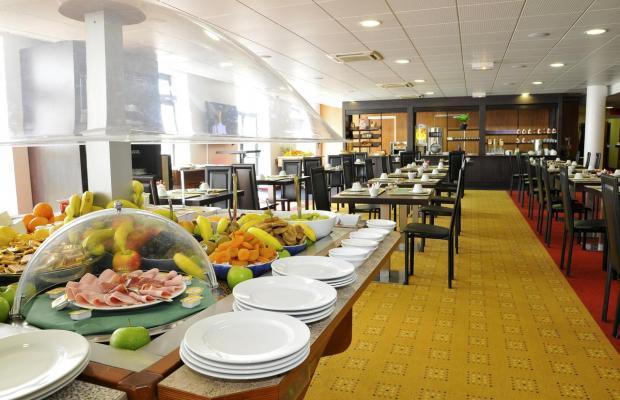 фото Quality Suites Bordeau изображение №18