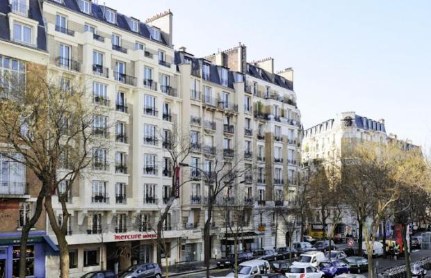 фото отеля Mercure Paris Plaza Pont Mirabeau изображение №1