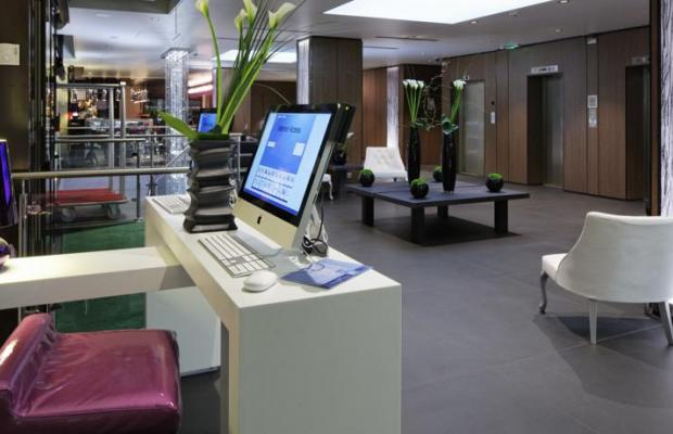 фотографии отеля Holiday Inn Paris St Germain des Pres изображение №3