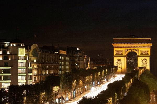 фотографии Marriott Hotel Champs-Elysees изображение №4