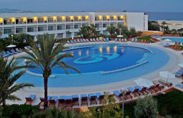 фотографии отеля Grand Palladium Palace Ibiza Resort & Spa (ex. Palladium Palace Ibiza) изображение №15